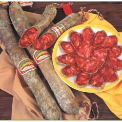 Media pieza de Chorizo Ibérico de Bellota