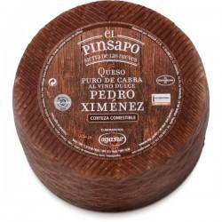 Queso De Cabra Al Pedro Ximenez El Pinsapo