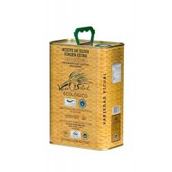Aceite de Oliva Virgen Extra Ecologico Lata 2,5 L