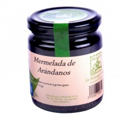 Mermelada de Arandanos con Stevia