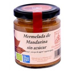 Mermelada Artesana de Mandarina sin Azucar